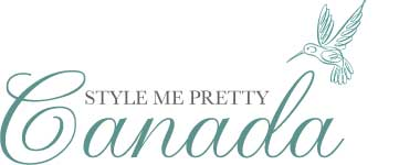 Seema Haider make-up featured in Style Me Pretty Canada Weddings